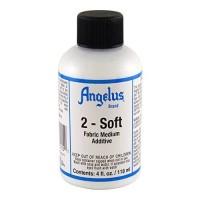 Angelus 2-Soft Fabric Medium Additive 4 fl.oz