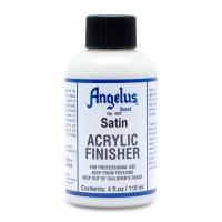 Angelus Satin no 605 Acrylic Finisher 4 fl.oz