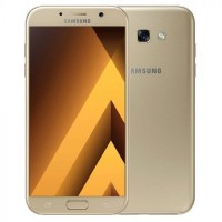 Jual Samsung Galaxy A5 2017 Fullset Second Seken Mulus Halus Murah BU