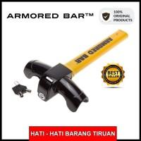 Kunci Stir Pengaman Mobil T Armored Bar Original