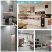 Kitchen set classic n furniture duco