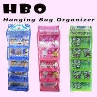 Rak tas gantung / HSO / Rak organizer / Tempat penyimpanan tas