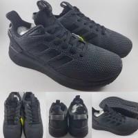 8eab9dc68 Sepatu Lari Adidas Questar Ride Running Fullblack Hitam