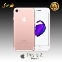 Harga apple iphone 7 32gb rose gold garansi distributor 1 | antitipu.com