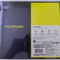 HP XIAOMI POCOPHONE F1 RAM 6GB ROM 128GB GARANSI RESMI TAM