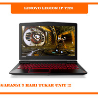 LENOVO LEGION IP Y720 i7 7700HQ 8GB 1TB+256GB SSD GTX1060 6GB WIN10
