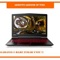 LENOVO LEGION IP Y720 i7 7700HQ 8GB 1TB+256GB SSD GTX1060 6GB WIN10