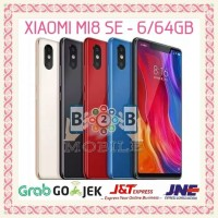 HP XIAOMI MI 8 SE 6/64 GB - RAM 6GB - INTERNAL 64GB - MI8 SE - EMAS