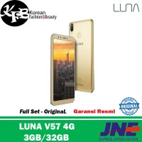 Hp android murah LUNA V57 4G - Original - Garansi resmi
