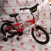sepeda anak 18 bmx united power junior sadel dan stang bisa di stel