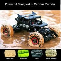RC Rock Crawler TLP body METAL alloy scale 1/18 4X4 4WD Rock climber