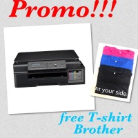 Brother MFC-T810W Wireless Inkjet Printer Multifungsi - Black