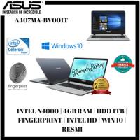 Laptop Asus A407MA Dual Core N4000 4GB 1TB Win10