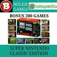 Jual Nintendo Super Nes Classic Edition Murah