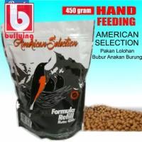 Harga ams american selection hand feeding formula pakan murai batu | Pembandingharga.com