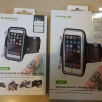 CAPDASE POSH Armband iphone 4 5 6 7 8 X note8 samsung s8 s9 plus A5 a7