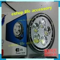 Harga lampu led tembak sorot rtd tembus kabut motor mobil aksesoris low   antitipu.com