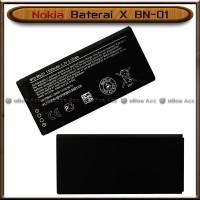 Baterai Nokia X BN-01 BN01 BN 01 Original Batre Batrai HP