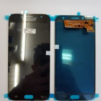 LCD 1SET SAMSUNG J730 GALAXY J7 PRO ORIGINAL OEM BLACK TS TOUCHSCREEN