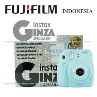 GINZA SERIES Package Fujifilm Kamera Instax Mini 9 Camera Instax