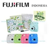 HOLIDAY SERIES Package Fujifilm Kamera Instax Mini 9 Camera Instax