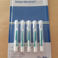 sikat gigi ortho behel interdental brush 5 pcs