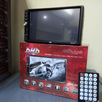 Head Unit DHD-8113 Double Din (Tape Mobil)