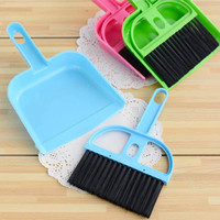 Alat Kebersihan Pengki dan Sapu mini set