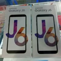 Hp Samsung Galaxy J6 - Ram 3Gb Internal 32Gb Garansi Resmi