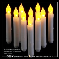 Lilin Elektrik LED - Electric Candle LED - Lampu Lilin - Lilin Lampu