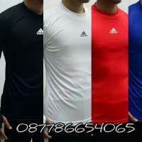 Baju manset bola pria panjang / baju sport panjang olahraga