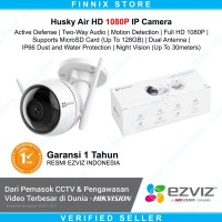 EZVIZ Husky Air C3W 1080P Full HD WiFi IP Camera CCTV Security Camera