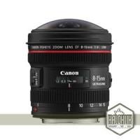 Canon EF 8-15mm f/4L Fisheye USM (DS)