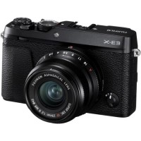 Harga fujifilm x e3 mirrorless digital camera with 23mm f 2 lens black | Pembandingharga.com
