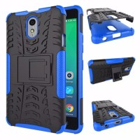 Case Lenovo P1m P1ma40 softcase casing cover kick stand