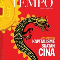 Majalah Tempo -23 Januari 2012 Liputan Khusus Kapitalisme Buatan Cina