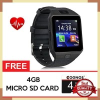 Cognos M8 Smartwatch Heart Rate DZ09 Smart Watch - FREE SD CARD 4GB