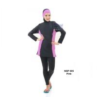 SALE STOCK PM Promo Baju Renang Wanita Muslim Muslimah Premium Dewasa
