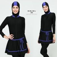 SALE STOCK PM Baju Renang Muslim Wanita Muslimah Dewasa Edora ES ML D