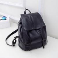 tas ransel kulit fashion leather backpack bta159 PREMIUM