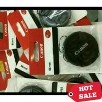 Tutup Lensa / Lens Cap CANON EOS 1100D