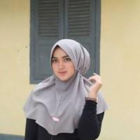 Jual Pakaian Muslim Midi Simpel Pet Tali ||| HIJAB JILBAB KHIMAR INSTAN Murah