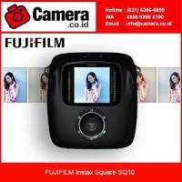 STOK TERAKHIR FUJIFILM Instax Square SQ10 Kamera Instan Kamera