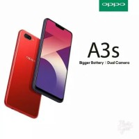 [NEW] HP OPPO A3S RAM 2 ROM 16GB Garansi Oppo Indonesia -Red & Purple-