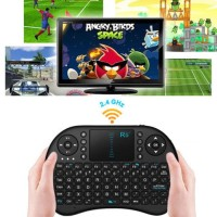 Wireless Mini Keyboard i8 with TouchPad 2.4G for PC Android TV HLP010