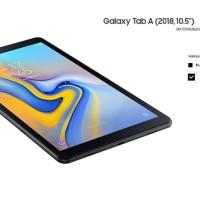 SAMSUNG GALAXY TAB A 10.5 2018 3GB - 32GB ( Wifi ) Garansi SEIN