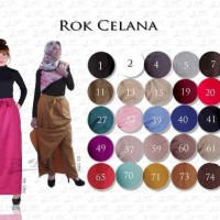 Rok Celana (ROCELA) 3R Katun Stretch Std - XL - XXL - 3XL
