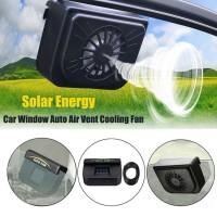 Kipas Angin Mobil Exhaust Solar / tenaga Matahari Surya / Auto Cool