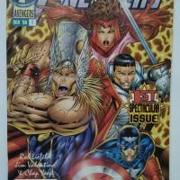 Komik Import Vintage / jadul Avengers #1 Heroes Reborn