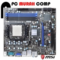 Motherboard AMD AM3 Merk MSI 4slot Ram ONBOARD